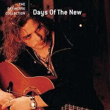 The Definitive Collection [ MINT ORIGINAL RECORDING REMASTERED ] Days Of The New