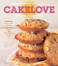 CakeLove in the Morning: Recipes for Muffins, Scones, Pancakes, Waffle-ExLibrary