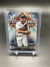 Sheldon Neuse 2018 Bowman Chrome Arizona Fall League AFL Stars #AFL-SN Athletics