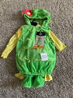 Hyde And Eek Boutique Infant Baby Cactus Halloween Costume Size 12-18 Mo