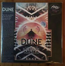 JODOROWSKY'S DUNE (OST) 2XLPCosmic Plume 500 copies MONDO