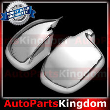 00-06 Chevy Tahoe+Suburban Triple Chrome Plated Full Mirror Cover 1 Pair