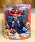 Transformers Animated ROLL OUT COMMAND OPTIMUS PRIME Autobot Action Figure NIB