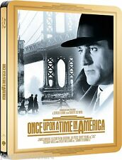 Once upon a time in America Bluray Steelbook (UK Version) Rare,(New Sealed)