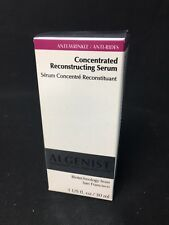 NEW Algenist Concentrated Reconstructing Serum 1oz 30 ml