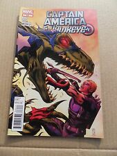 Captain America And Hawkeye  631 .  Marvel 2012 -  VF