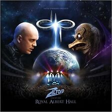 DEVIN PROJECT TOWNSEND - PRESENTS: ZILTOID LIVE AT THE ROYAL  BLU-RAY NEU