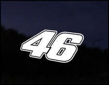 Rossi 46 Car Decal Sticker JDM Vehicle Bike Bumper Graphic Funny