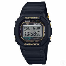 Casio G-Shock 35th Anniversary Gold Series DW-5035D-1B Screw Back LTD Brand New