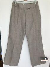 Sussan Linen Blend Dress Pant Size 10 BNWT RRP $79.95