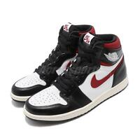 Nike Air Jordan 1 Retro High OG I AJ1 Gym Red Black White Men Shoes 555088-061