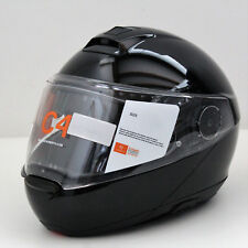 Original Schuberth C4 Glossy Black Motorradhelm Helmet Helm Gr. 56/57 M NEU