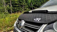 Car Bonnet Hood Bra in DIAMOND +R Logo Fits VW Volkswagen Golf 5 MK5 06 07 08 09