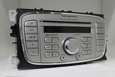 Original Ford 6000CD Audio Systems Single CD-GGDS+ Autoradio 10 R-02 3539 FDC200