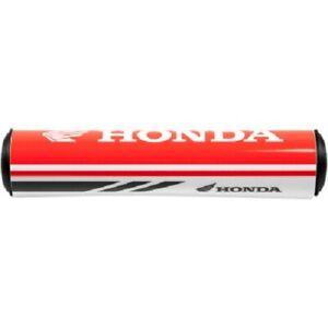"""Honda Red 10"""" Handlebar Crossbar Pad for CR 125,250,450,480,500 Elsinore Ahrma"""