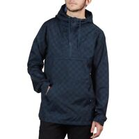 Vans x Independent Checkerboard Anorak Jacket VN0A4IJYLKZ New W/Tags Men's M