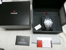 New Tudor Heritage Black Bay Blue on Rivet Bracelet - 79230B - FAST World Ship