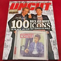 UNCUT MAG SEP 05 - 100 Rock and Movie Icons and Bob Dylans Highway 61 Revisited!