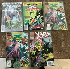 ANNUAL XMEN 1 AND 2 GIANT-SIZE + X-FACTOR 7 & 5 SUPER HIGH GRADE