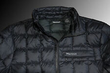 NEW Marmot Men's Ajax Stratford Down Jacket Black Size Medium