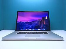 Apple MacBook Pro 17 inch Mac Laptop *2.66Ghz / 750GB* 1 Year Warranty!