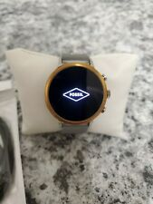 Fossil Q Venture HR (4th Generation) 40mm Rose Gold Tone Stainless Steel Case W…