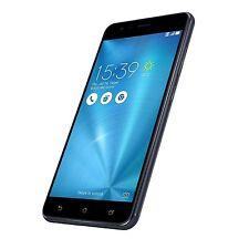 "Asus Zenfone 3 Zoom ZE553KL 64GB Black Blue 5.5"" Dual SIM Phone USA FREESHIP"