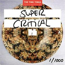 "The Ting Tings-Super crítica (nuevo 12"" Vinilo Lp)"
