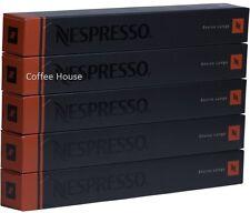 50 New original Nespresso Envivo Lungo flavour coffee Capsules Pods UK