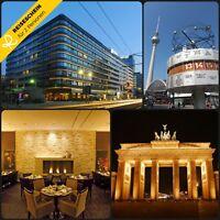 3Tage 2P 4★ H4 Hotel Berlin Alexanderplatz Zentrum Kurzurlaub Reiseschein Urlaub