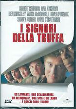 I signori della truffa (1992) DVD NUOVO SIGILLATO Robert Redford. Dan Aykroyd