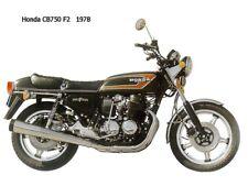 HONDA CB750-F1 CB750F1 1976 DECAL KIT