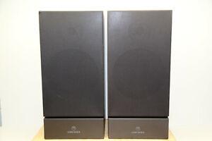 1 Paar LINN INDEX John Brydon Edition High-End HIFI Lautsprecher in Schwarz