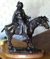 "David Lemon      ""Stalking Bear""     Sculpture - Bronze       BA"