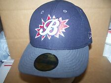 BOMBERS BASEBALL HAT/CAP NEW ERA FITTED 59/FIFTY.  7  HOT PRICE FOR FITTED HAT