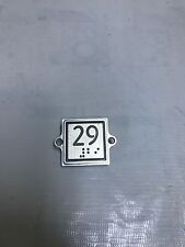 New Kone 853343H03(G01-G06) Square elevator Button L29 KM863053G065H112 KDS300