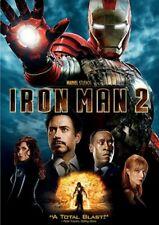 Iron Man 2 Widescreen Edition (DVD, 2010) Starring Robert Downey Jr.