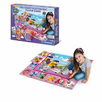 Paw Patrol Toy Electronic Giant Floor Puzzle  24 pieces Skye Girls NEW BOXED