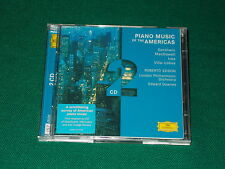AA/VV piano music of the americans 2cd