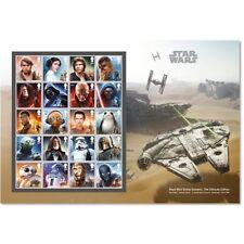 Great Britain 2017 - Star Wars: The Last Jedi - Stamp Souvenir - Ultimate Editio