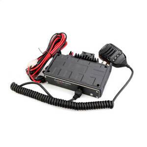GPS Mobile Car Ham Radio Retevis RT99 UHF+VHF IP67 Waterproof FM Radio 50W
