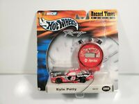 Hot Wheels Record Times 1/64 Kyle Petty #54703 New on Card 2002