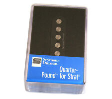Seymour Duncan SSL-4 Quarter Pound Flat Pickup for Fender Strat® 11202-03