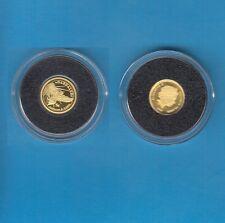 gertbrolen Iles Salomon Dédale et Icare 5 Dollars OR 2008
