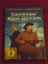 """Robert Mitchum,David Carradine,George Kennedy in """"DIE LETZTEN VOM RED RIVER"""""""
