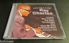 RAY CHARLES / LET'S HAVE A BALL / CD / MINT