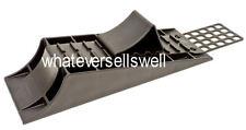 3 PART LEVEL RAMP SET motorhome caravan leveller wheel chock