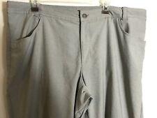 Mens Columbia Golf & Dress Pants Gray Size 42/34