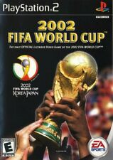 Fifa 2002 World Cup PS2 Playstation 2 Game Only