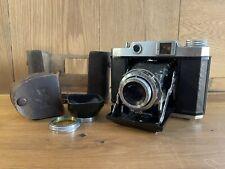 Lens Near Mint Mamiya Six 6 Model K 6x4.5 6x6 RF Camera Sekor T 75mm F/3.5 /JP